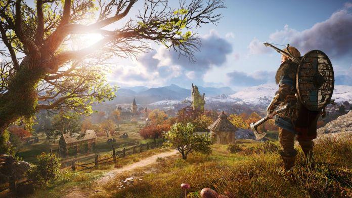 Mappa diplomazia Assassin's Creed Valhalla