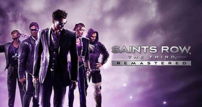 saints row remastered