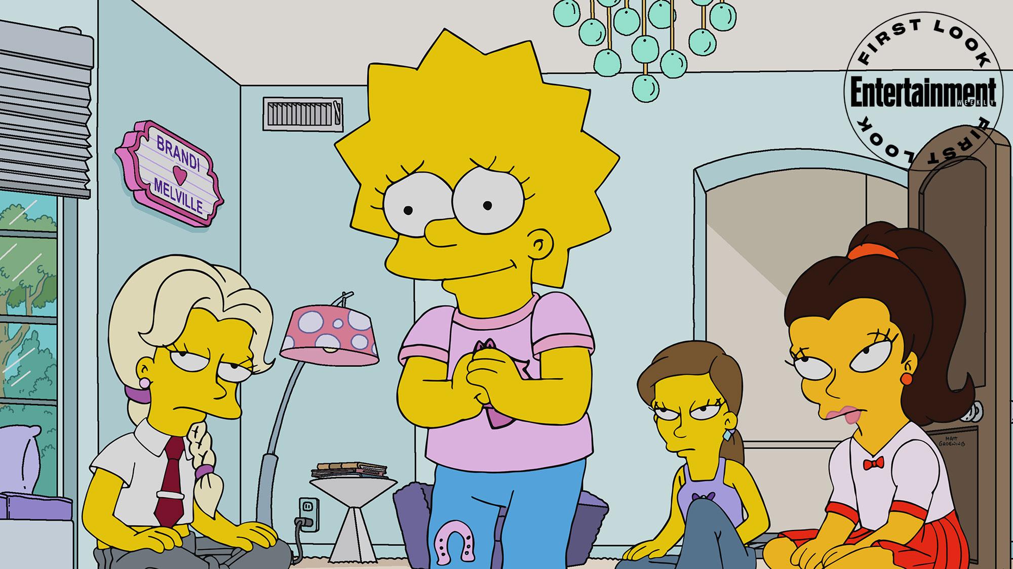 I Simpson: arriva un episodio con le attrici di Riverdale