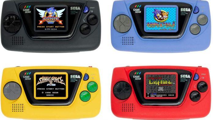 Game Gear Micro SEGA colorarti