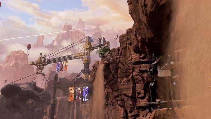Apex Legends: ritorno a Skull Town
