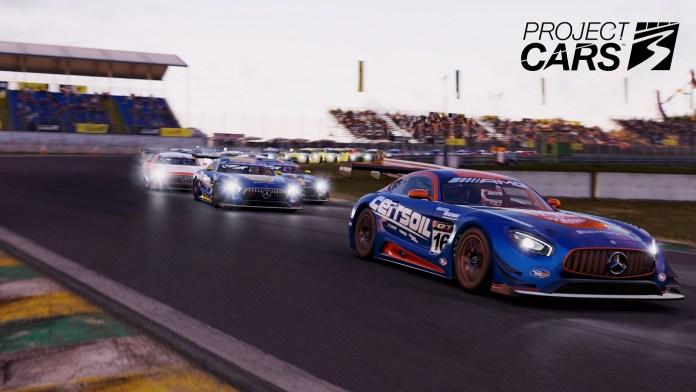 Project Cars 3 DLC Legends Pack