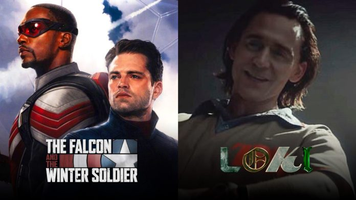 The Falcon and The Winter Soldier e Loki