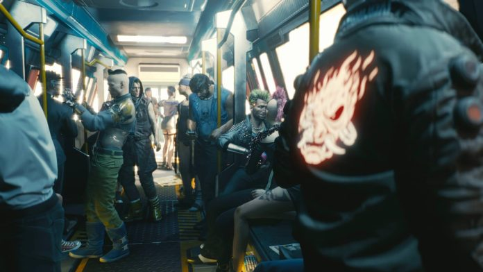 Cyberpunk 2077 CD Projekt RED Max Pears correre