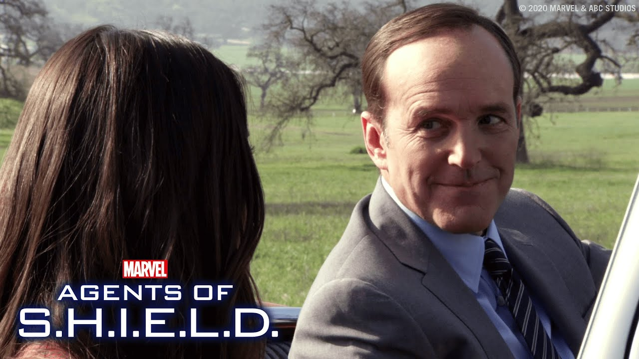 Agents of S.H.I.E.L.D - cover