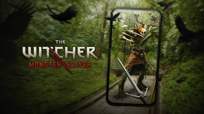 the witcher: monster slayer