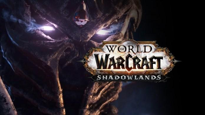 WOW World of Warcraft Shadowlands