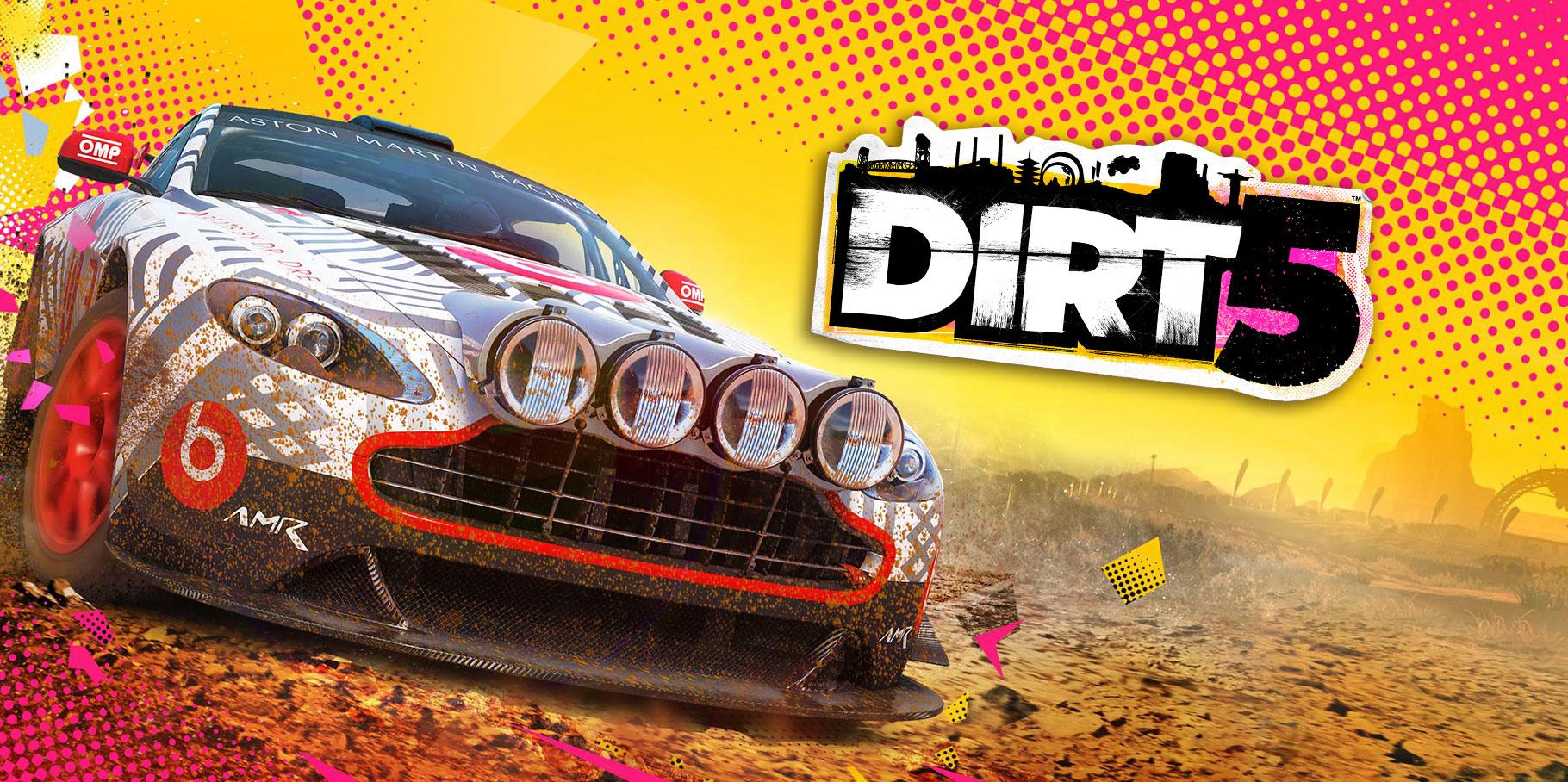 Dirt 5: arriva il gameplay trailer di lancio!