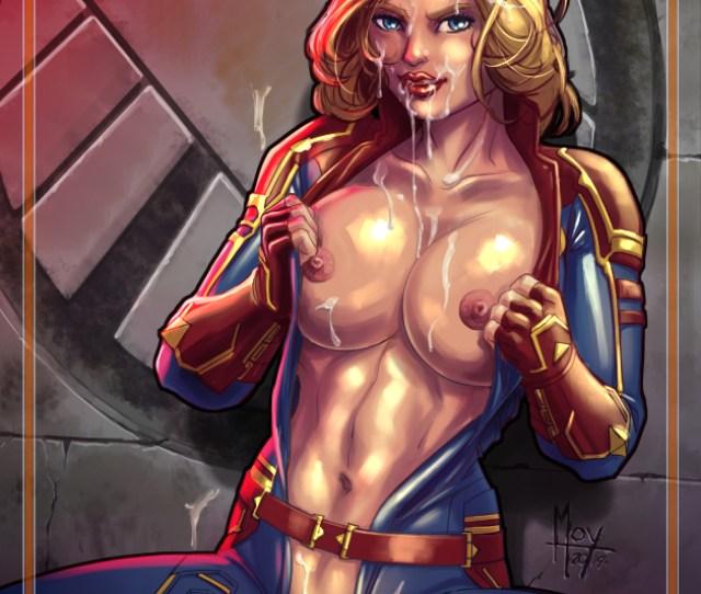 Captain Marvel Rule  Gallery Nerd Porn