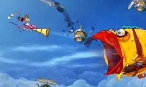 Terza uscita compleanno UBISOFT - Rayman Origins Retrogames Videogames
