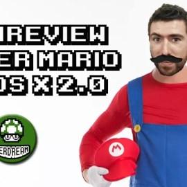 Super Mario Bros X 2.0 – Recensione