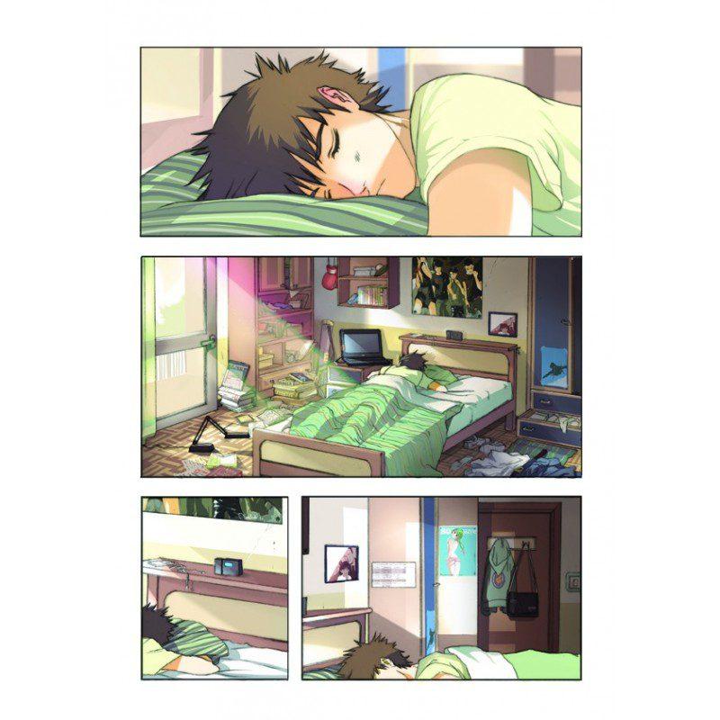 Aeon - Il Manga made in Italy - Recensione Fumetti Manga Recensioni Tutte le Reviews