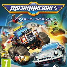Il ritorno delle Micro Machines – PC, PS4, Xbox One