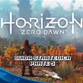 Horizon Zero Dawn – Guida alle bestie meccaniche – Longipede, Arcapode E Celermorso