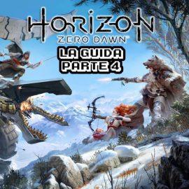 Horizon Zero Dawn – Guida alle bestie meccaniche – Secodonte, Manticerio e Razziatore