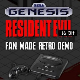 Arriva una DEMO di Resident Evil per SEGA Mega Drive! – RetroNews