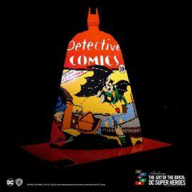 The Art of the Brick DC SUPER HEROES – Nathan Sawaya torna in mostra a Roma!