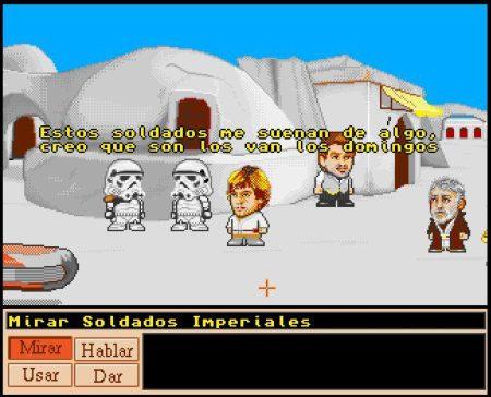 Retro Wars - Amiga - ingame - spanish - 1