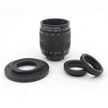 Recensione Fujian 35mm f/1.7 – Un obiettivo per Sony a meno di 25 EURO!