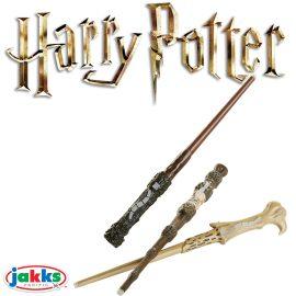 Jakks Pacific presenta le bacchette magiche interattive di Harry Potter!