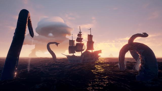 Sea of Thieves apre i battenti a mezzanotte! - Pirati alla riscossa! News Videogames