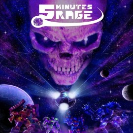5 Minutes Rage arriva oggi su Steam (Gratis nel weekend!)