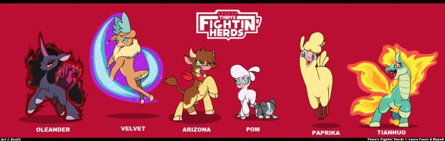 Them's Fightin' Herds - Recensione Early Access - PC Videogames
