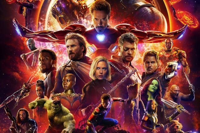 Avengers: Infinity War - I poster con i colori delle gemme! Cinema Cinema & TV News