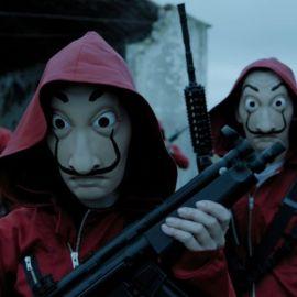La casa di carta – Netflix rilascia il trailer della 2 stagione, la data è ufficiale.