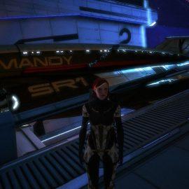 Cronache Codexiane – Briefing col nuovo equipaggio – Mass Effect