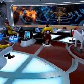 Star Trek Bridge Crew – L'espansione The Next Generation è disponibile per PS4 e PS VR