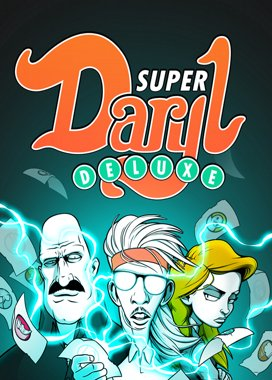 Super Daryl Deluxe – Recensione – PC, PS4, Nintendo Switch