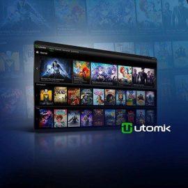Utomik – Arriva il Netflix dei videogiochi! Funzionerà?