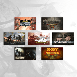 Humble War Gamez Bundle – La guerra è guerra!