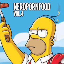 Gelato, Birra e Snack Giapponesi sul Trono del Re – NerdPornFood