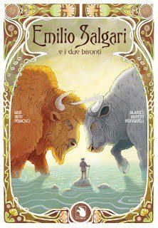 Emilio Salgari e i due bisonti – Recensione – Cyrano Comics
