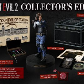 Resident Evil 2 REMAKE – La COLLECTOR'S EDITION Europea