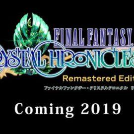 Final Fantasy Crystal Chronicles – Square Enix annuncia la Remastered Edition su Switch e PS4