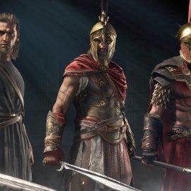 Assassin's Creed Odyssey – La saga più amata e odiata di sempre si mostra in un'altra demo