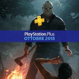 PlayStation Plus – Annunciati i titoli di ottobre 2018