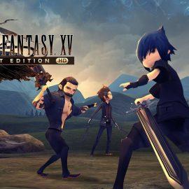 PS4 e Xbox One – Arriva su console Final Fantasy XV Pocket Edition