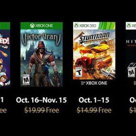 Games With Gold – Tra i titoli gratis di ottobre, Overcooked e Victor Vran