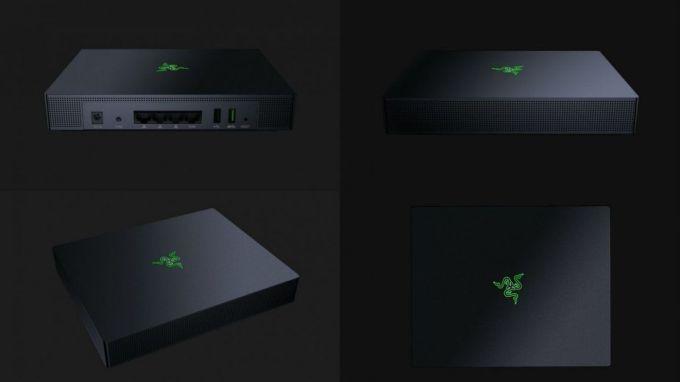 Razer Sila - Il router wifi più performante al mondo? Hi-Tech Nerd&Geek News Videogames