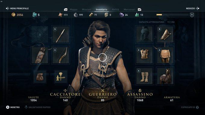 Assassin's Creed Odyssey - Patch 1.0.4 in soccorso della 1.0.3 News Videogames