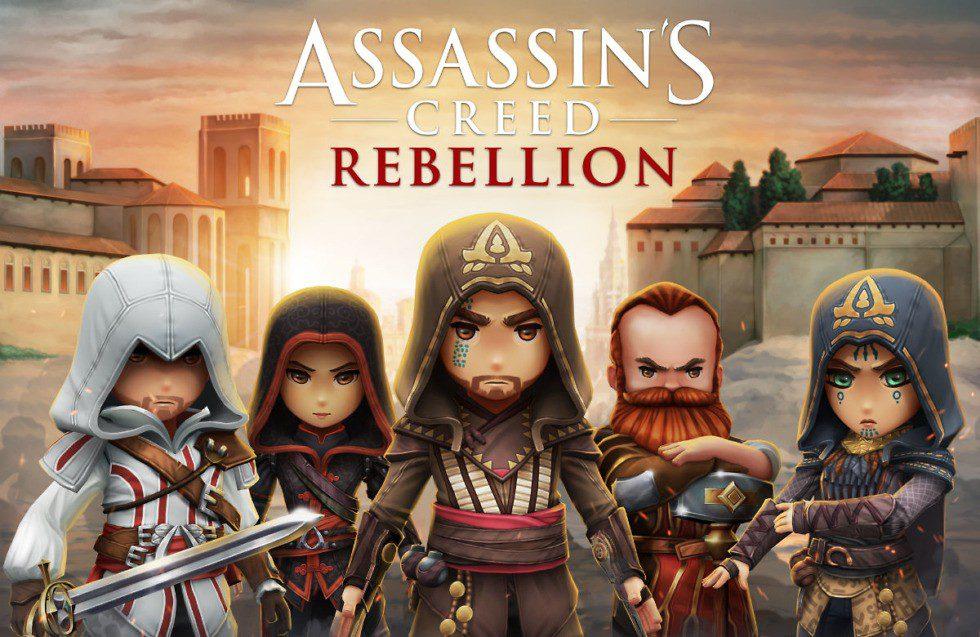 Assassin's Creed Rebellion - Dal 21 novembre su dispositivi iOS ed Android News Videogames
