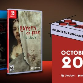 Layers of Fear: Legacy – Preorder per la versione fisica