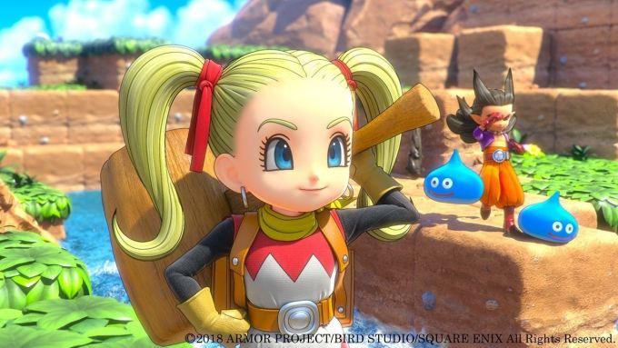 Dragon Quest Builder 2 - Nuovo video gameplay e arrivo della demo News Videogames