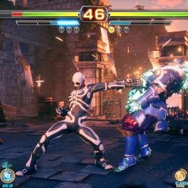 Fighting EX Layer – Niente cross-play per il picchiaduro di Arika