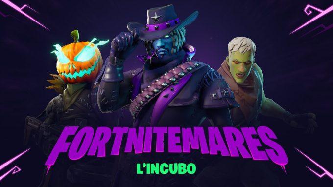 Fortnite - Disponibile un evento per Halloween! News Videogames
