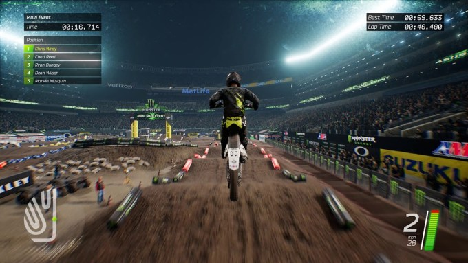 Annunciato Monster Energy Supercross - The Official videogame 2 News Videogames